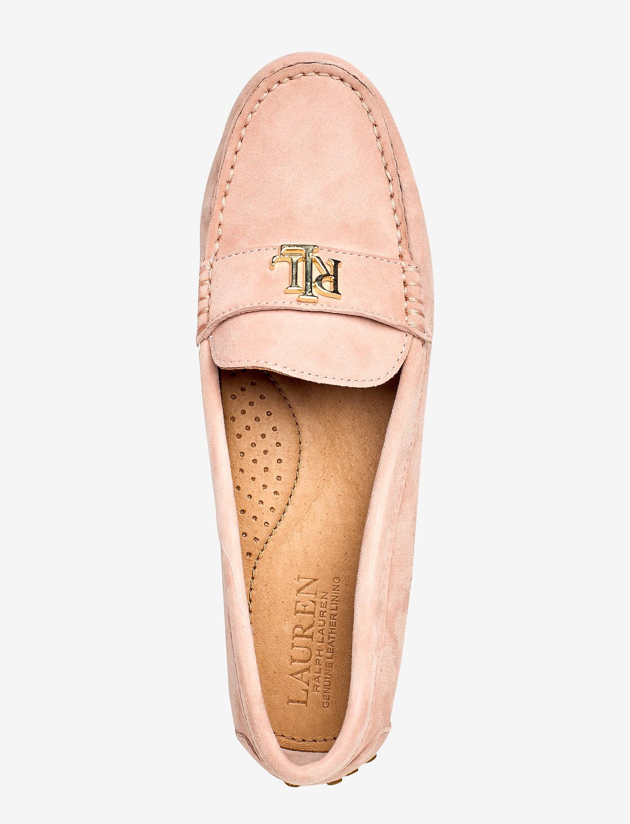 Barnsbury Suede Loafer (Ballet Slipper) - Lauren Ralph Lauren
