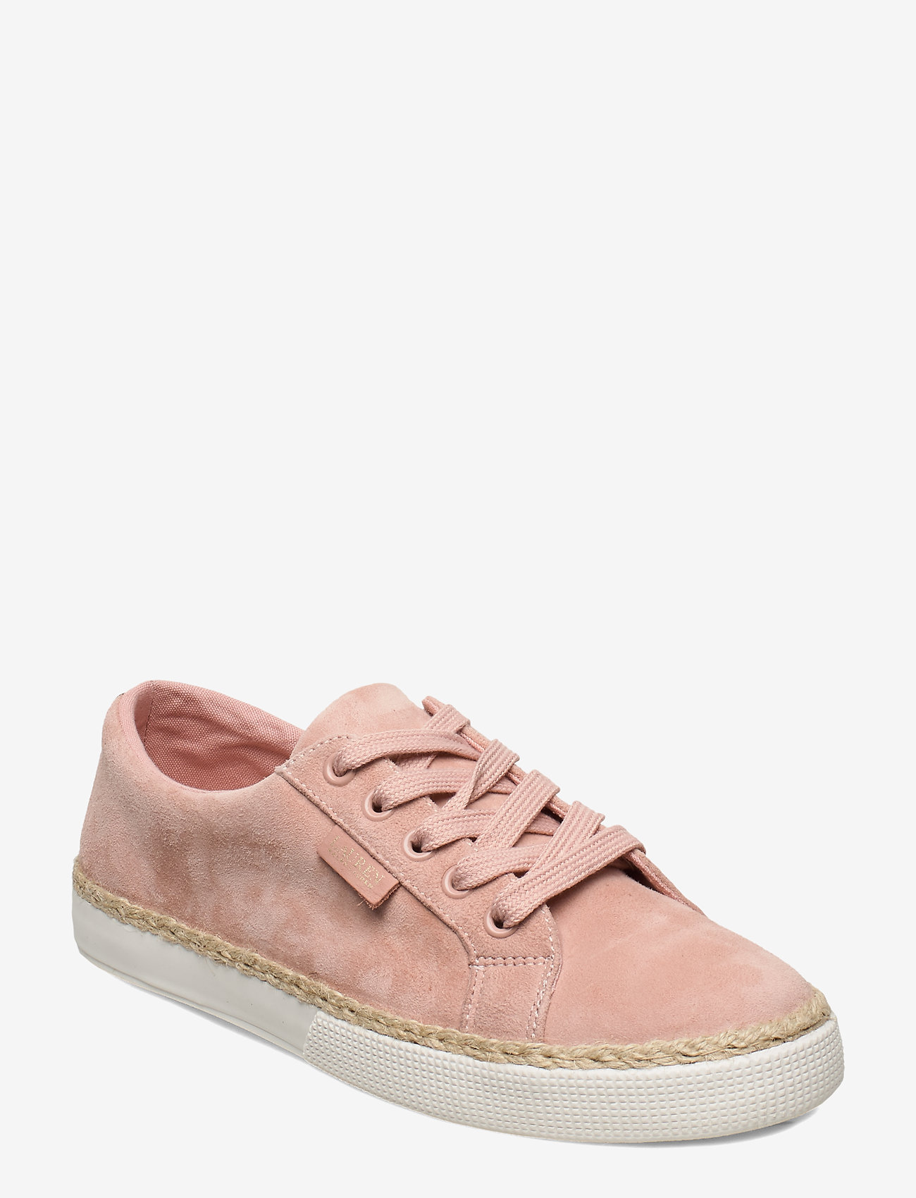 Lauren Ralph Lauren - Jaycee Suede Sneaker - sneakersy niskie - ballet slipper - 0