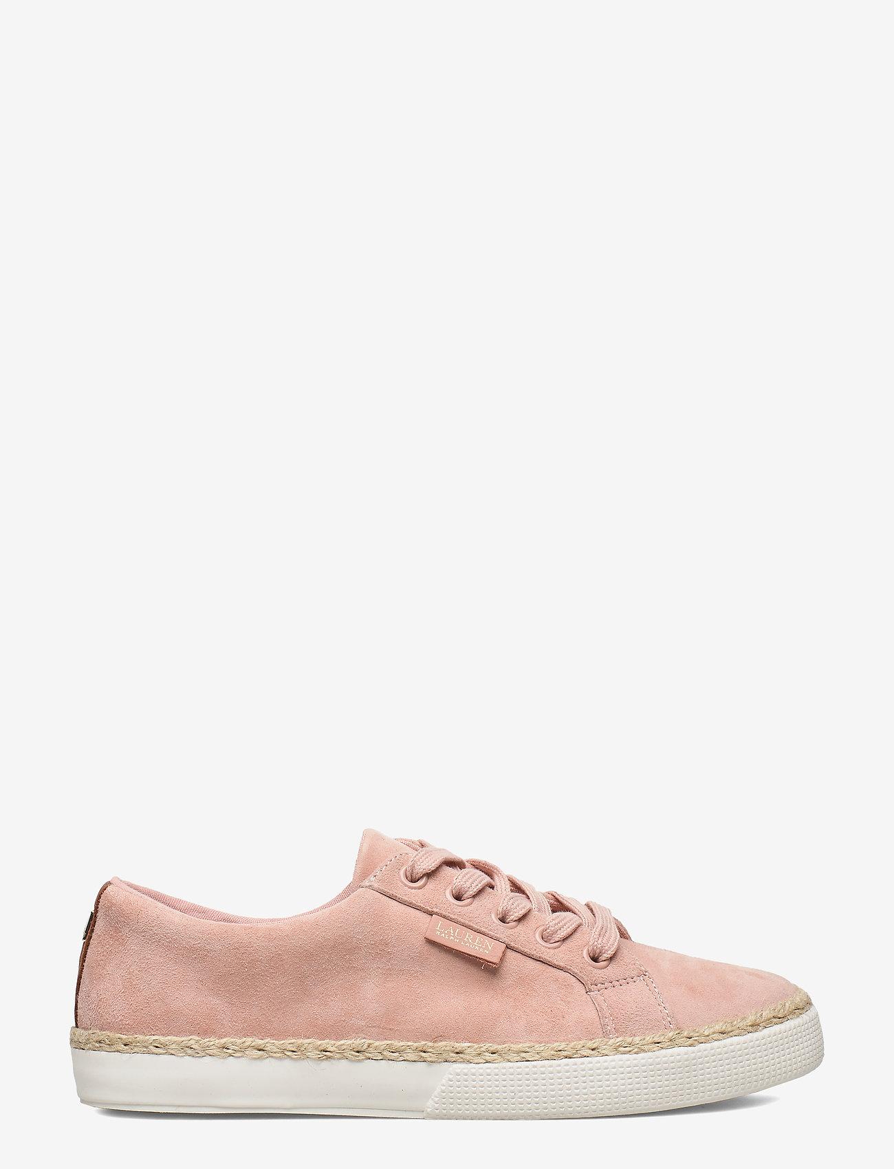 Lauren Ralph Lauren - Jaycee Suede Sneaker - sneakersy niskie - ballet slipper - 1