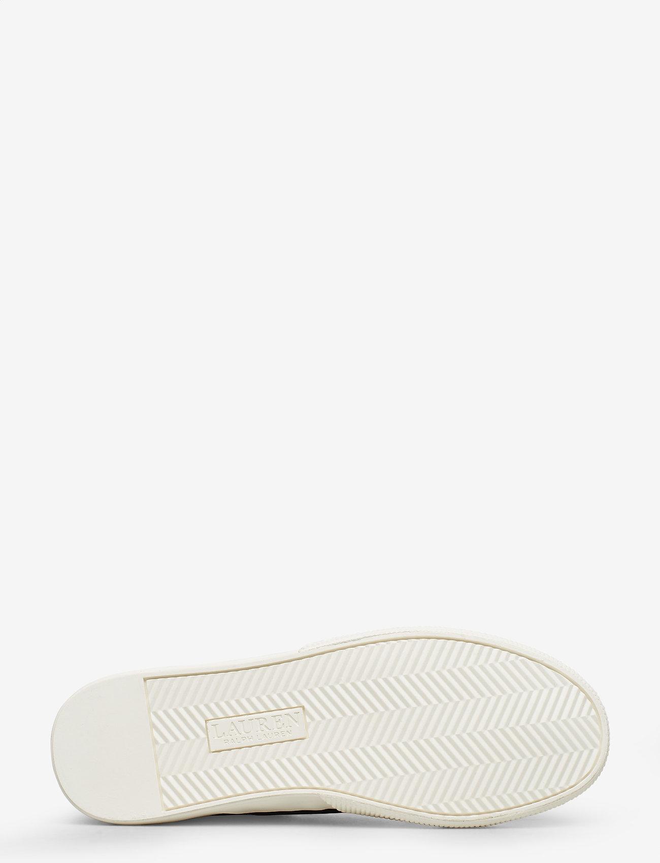 Janson Ii Canvas Sneaker (Lauren Navy) (599 kr) - Lauren Ralph Lauren