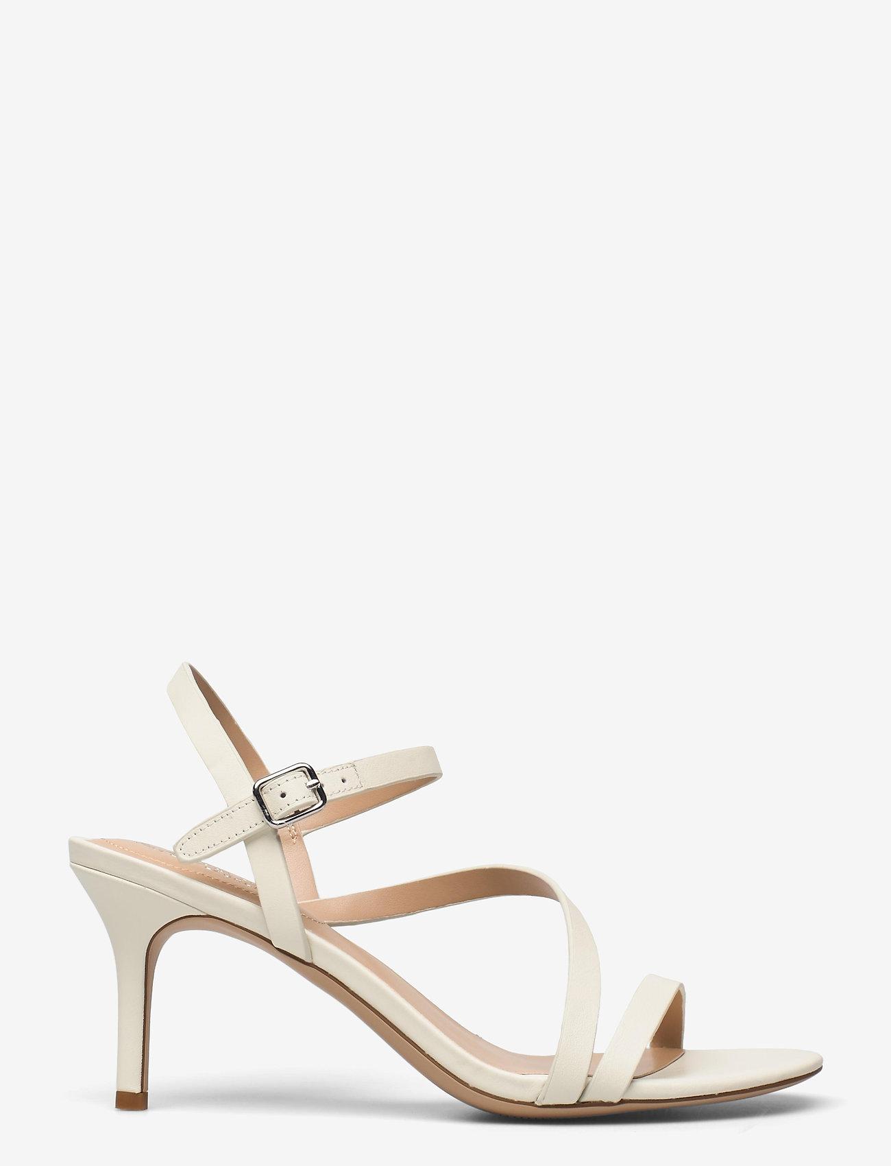 Lauren Ralph Lauren - Landyn Nappa Leather Sandal - brudesko - vanilla - 1