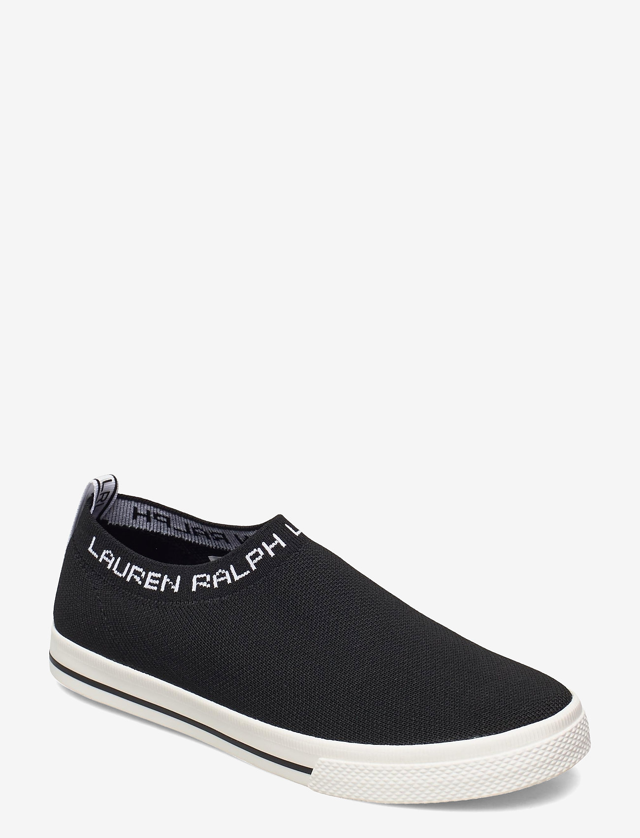 Lauren Ralph Lauren - Jordyn Slip-On Sneaker - slip-on sneakers - black/black - 0
