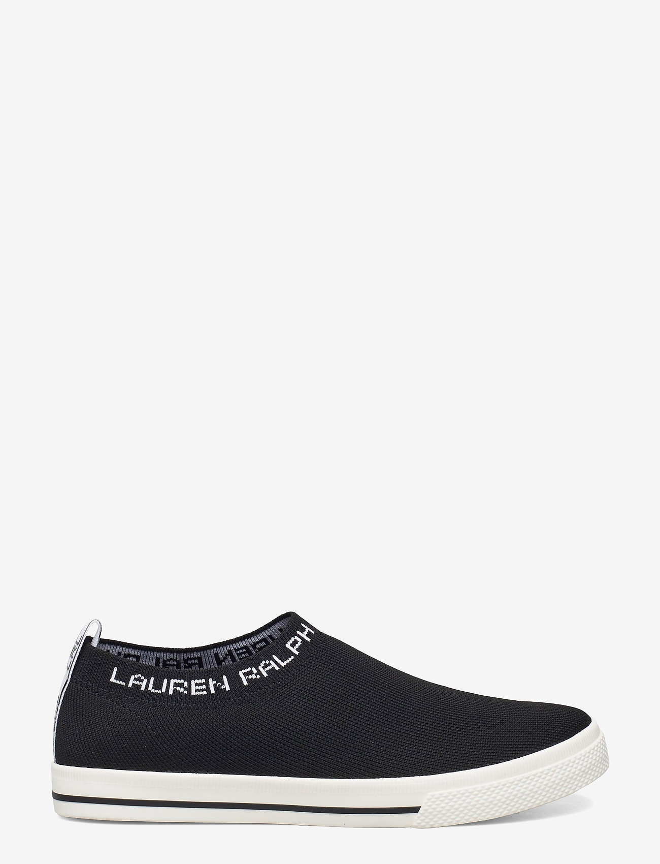 Lauren Ralph Lauren - Jordyn Slip-On Sneaker - slip-on sneakers - black/black - 1
