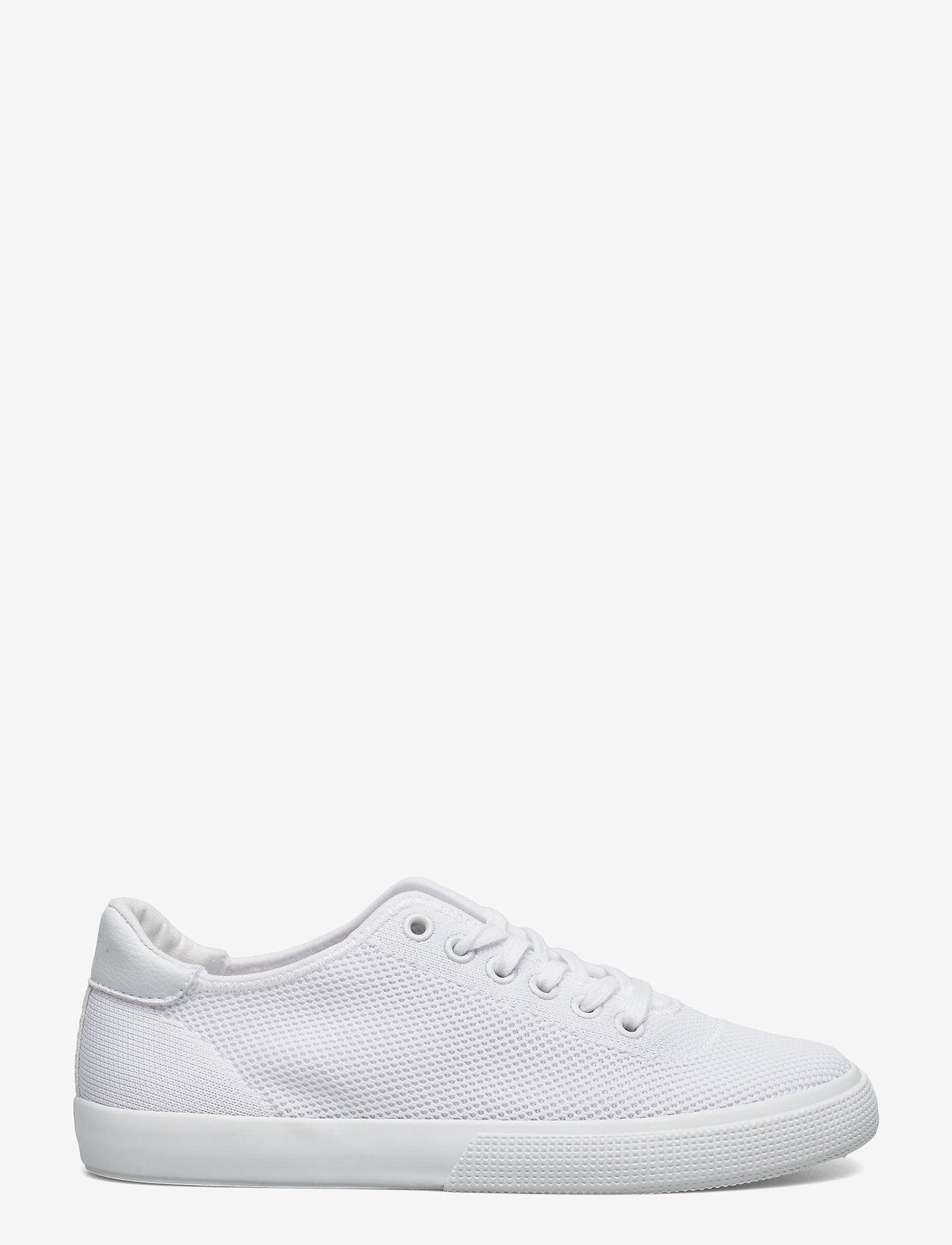 Lauren Ralph Lauren - Jaylin Microfiber Sneaker - lave sneakers - optic white - 0