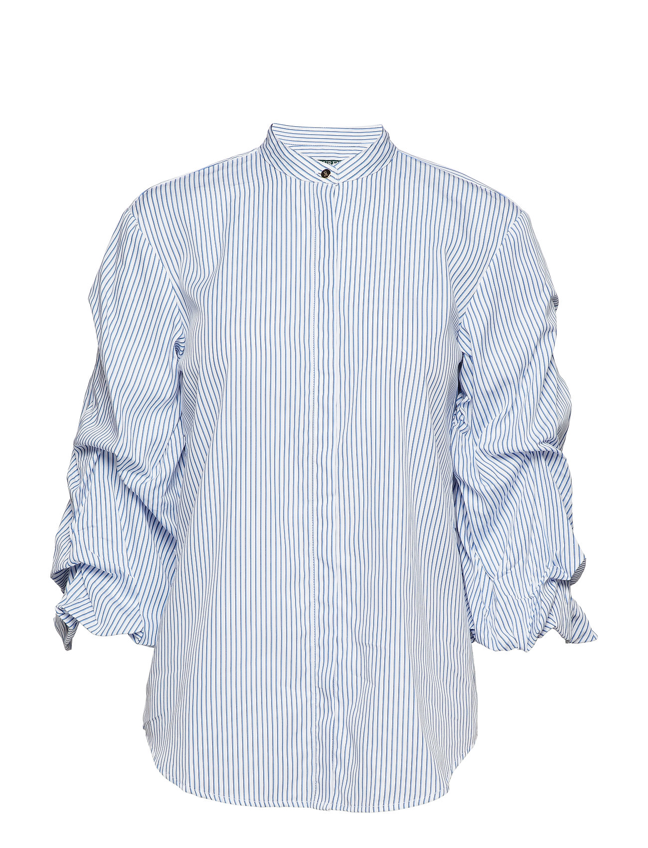 Lauren Ralph Lauren Cotton Puff-Sleeve Shirt