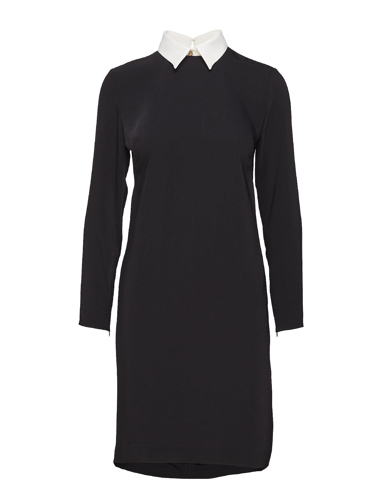 Lauren Ralph Lauren Layeröd Crepe Dress Klänningar