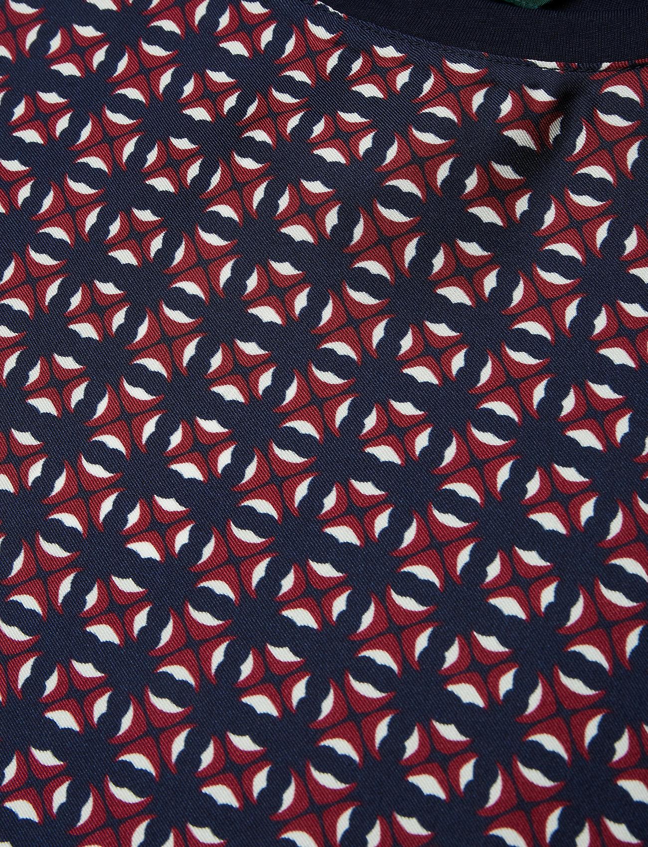 Lauren Ralph Geometric-print T-shirt - T-shirts & Toppar