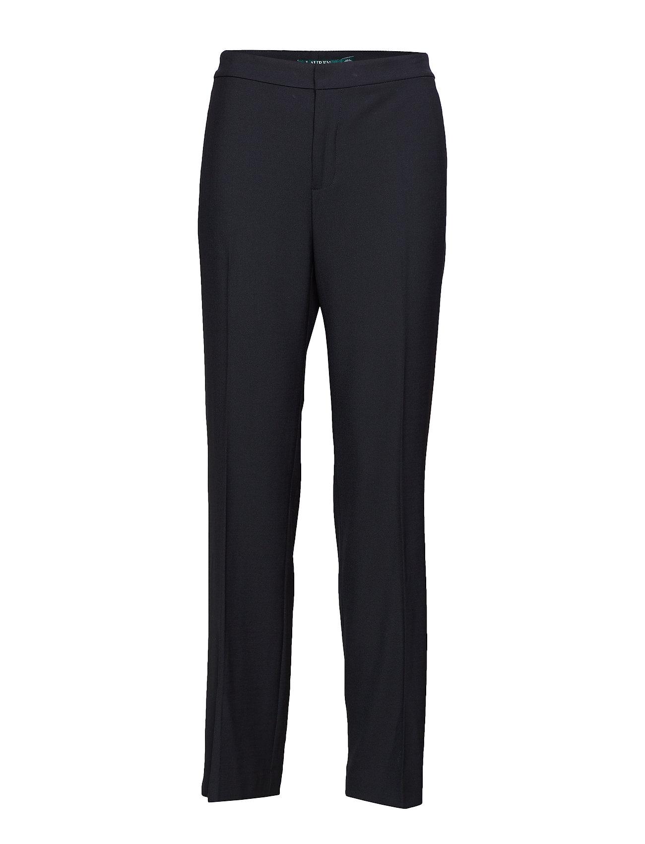 66cbc7b4f27 Tuxedo-stripe Twill Pant (Polo Black) (£165) - Lauren Ralph Lauren ...