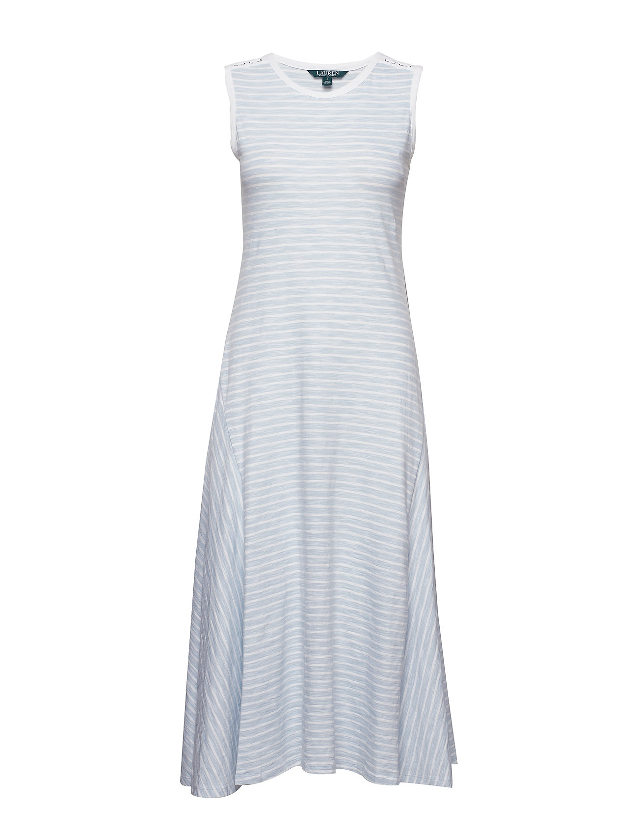 Lauren Ralph Lauren Striped Cotton Dress