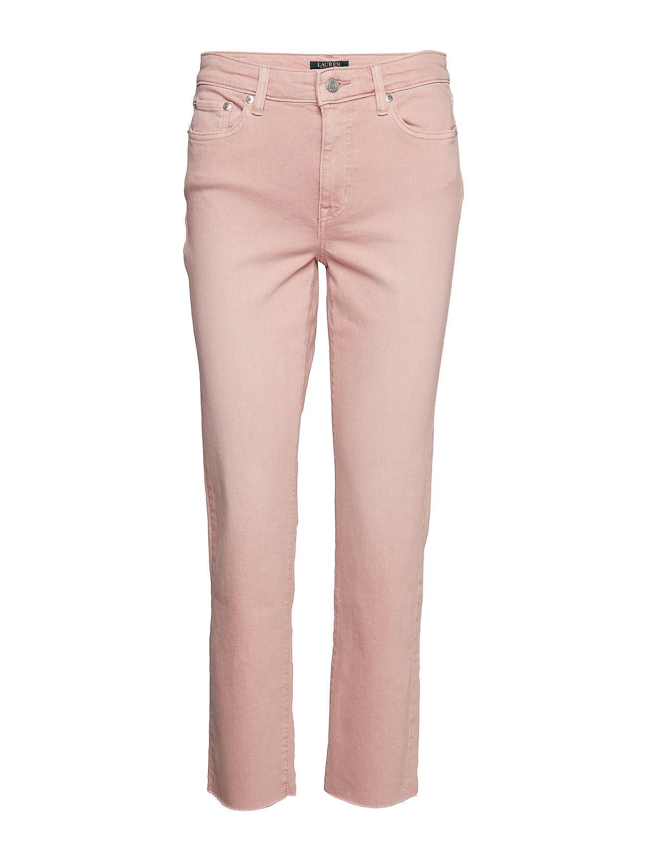 Lauren Ralph Lauren Premier Straight Ankle Jean