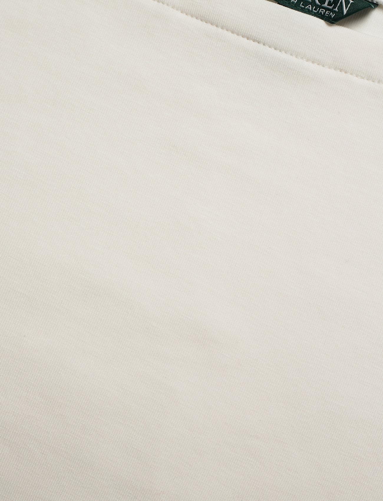 Lauren Ralph Lauren Tie-Sleeve Blouse - T-shirts & topper MASCARPONE CREAM - Dameklær Spesialtilbud
