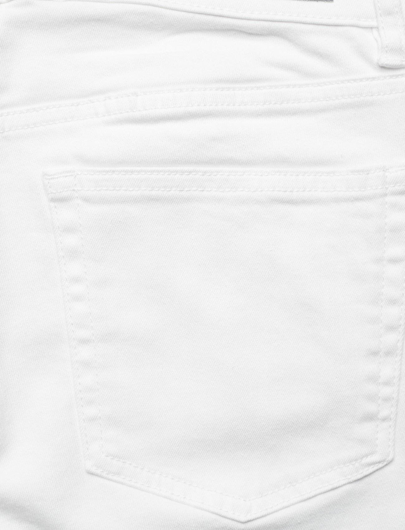 Lauren Ralph Lauren Premier Straight Ankle Jean - Jeans PERFECT WHITE WAS - Dameklær Spesialtilbud