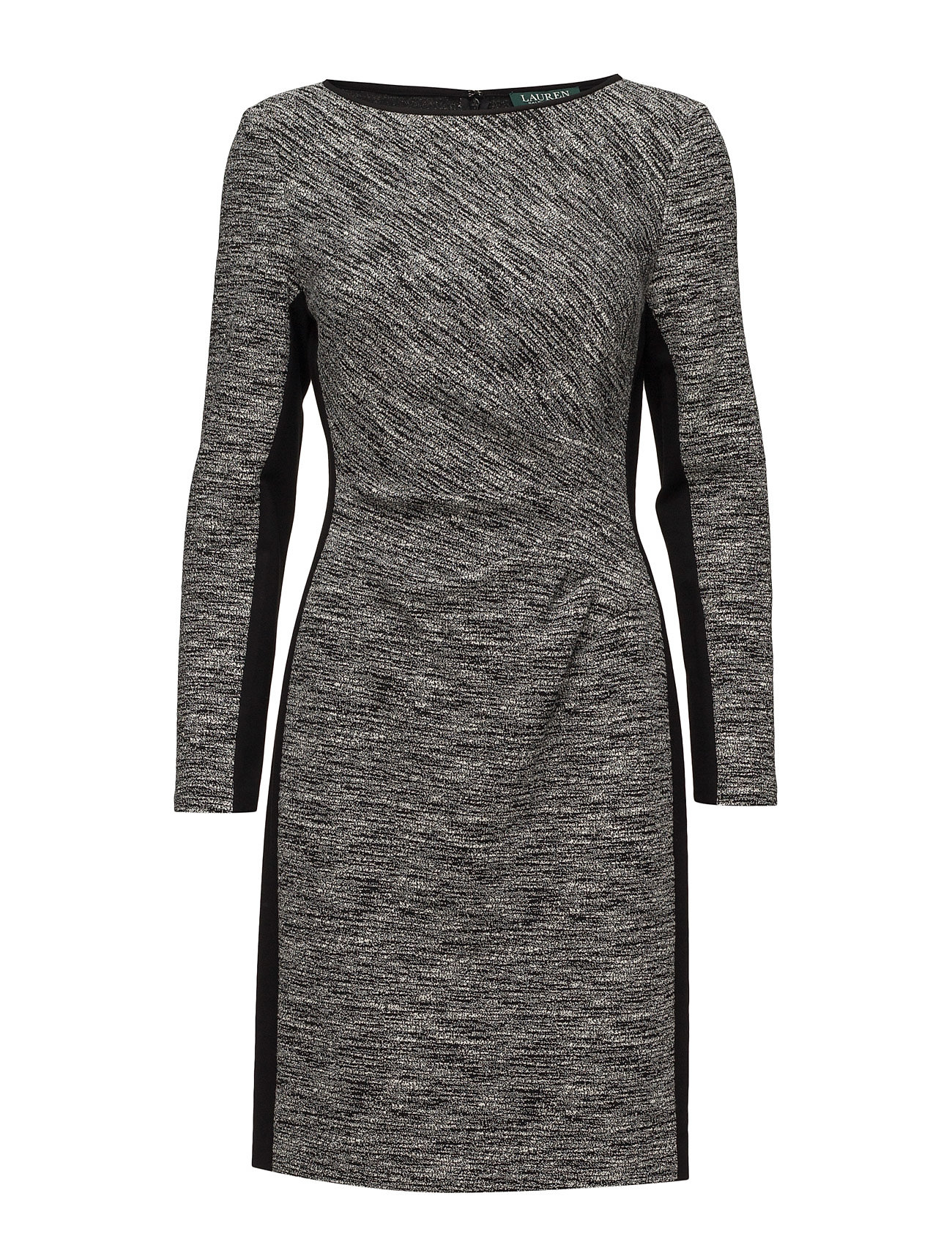 Lauren Ralph Two Tone Knit Dress