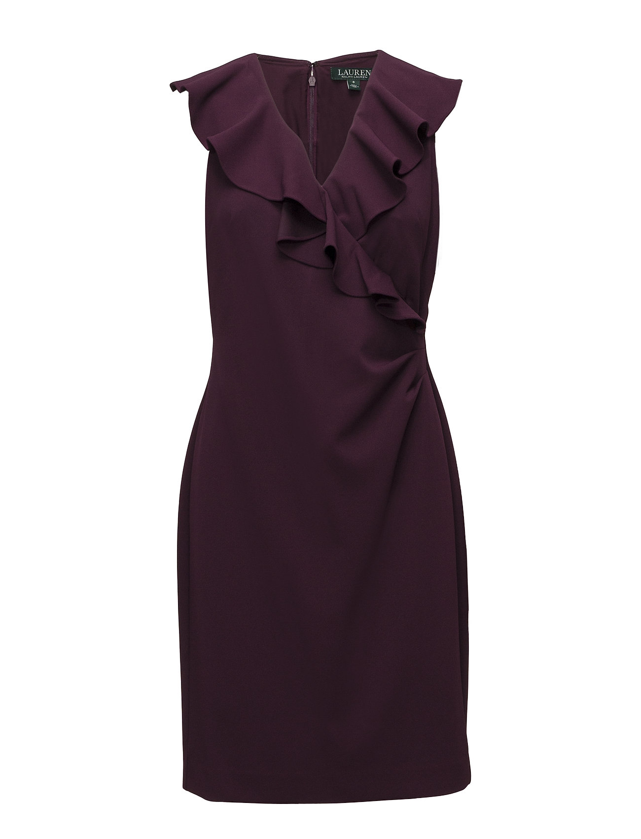Lauren Ralph Lauren Ruffled Jersey Dress Klänningar