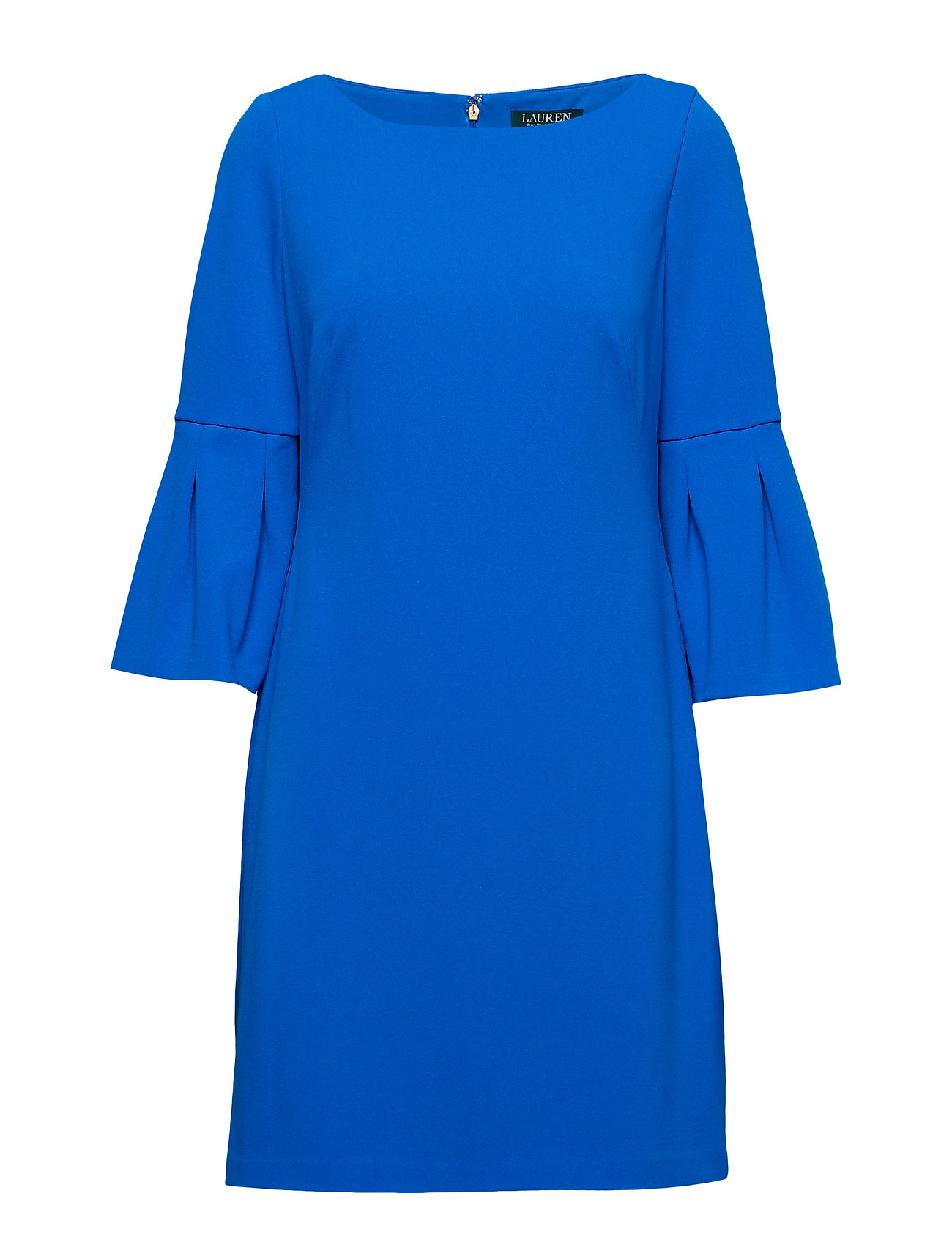Lauren Ralph Lauren Bell-Cuff Jersey Dress - PORTUGUESE BLUE