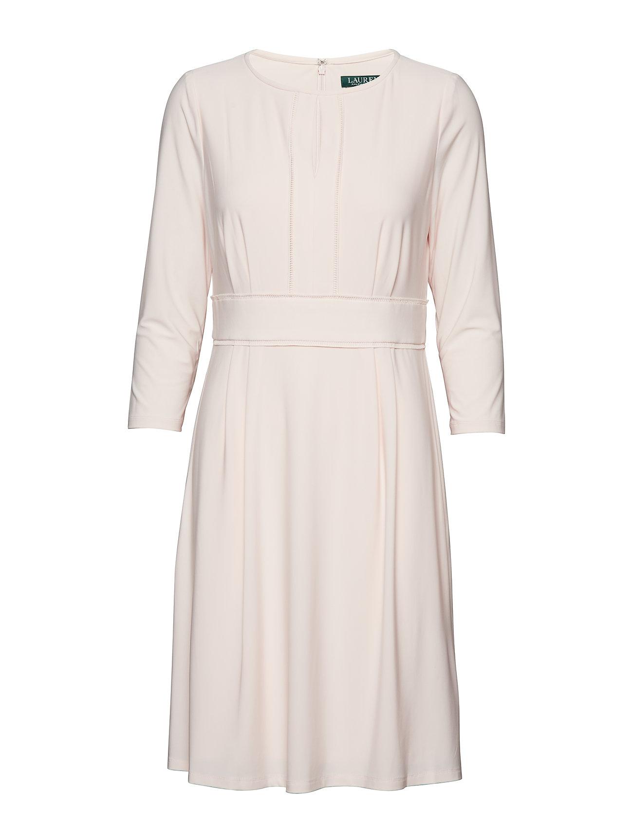 Lauren Ralph Lauren HANLEY-LONG SLEEVE-DAY DRESS - BELLE ROSE