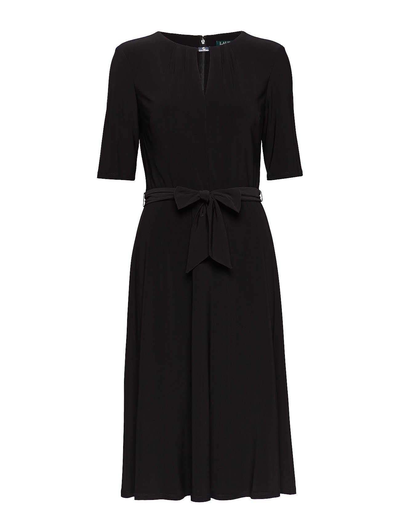 4f1cf679115 4r-matte Jersey-chicky W  Trim (Black) (179 €) - Lauren Ralph Lauren ...