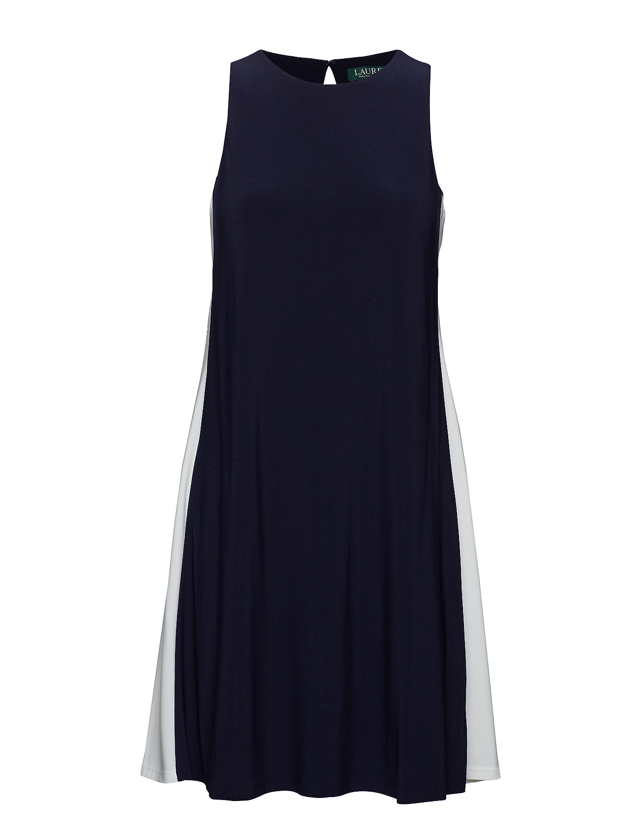 Lauren Ralph Lauren Two Tone Jersey Dress Klänningar
