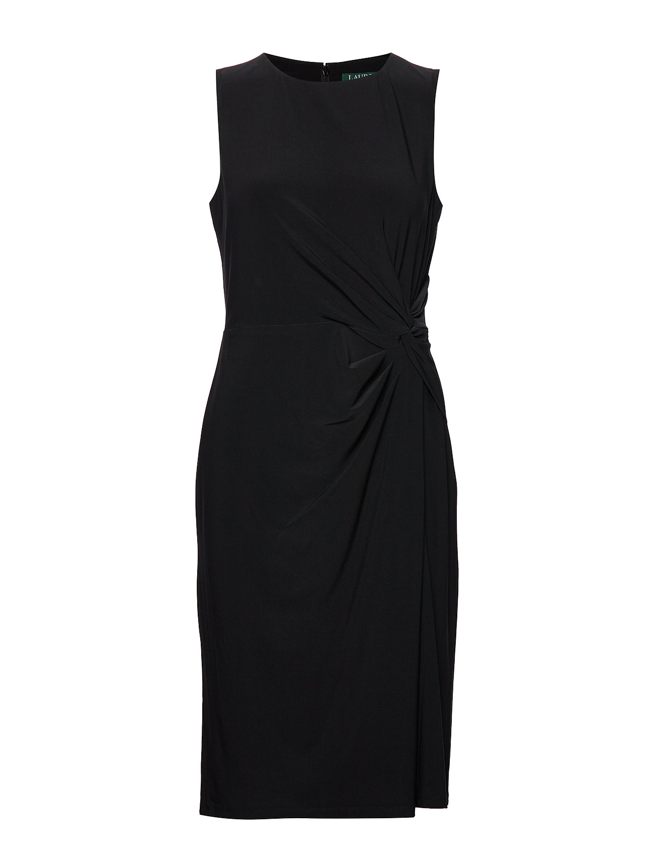 Lauren Ralph Lauren CLASSIC MJ-DRESS - BLACK