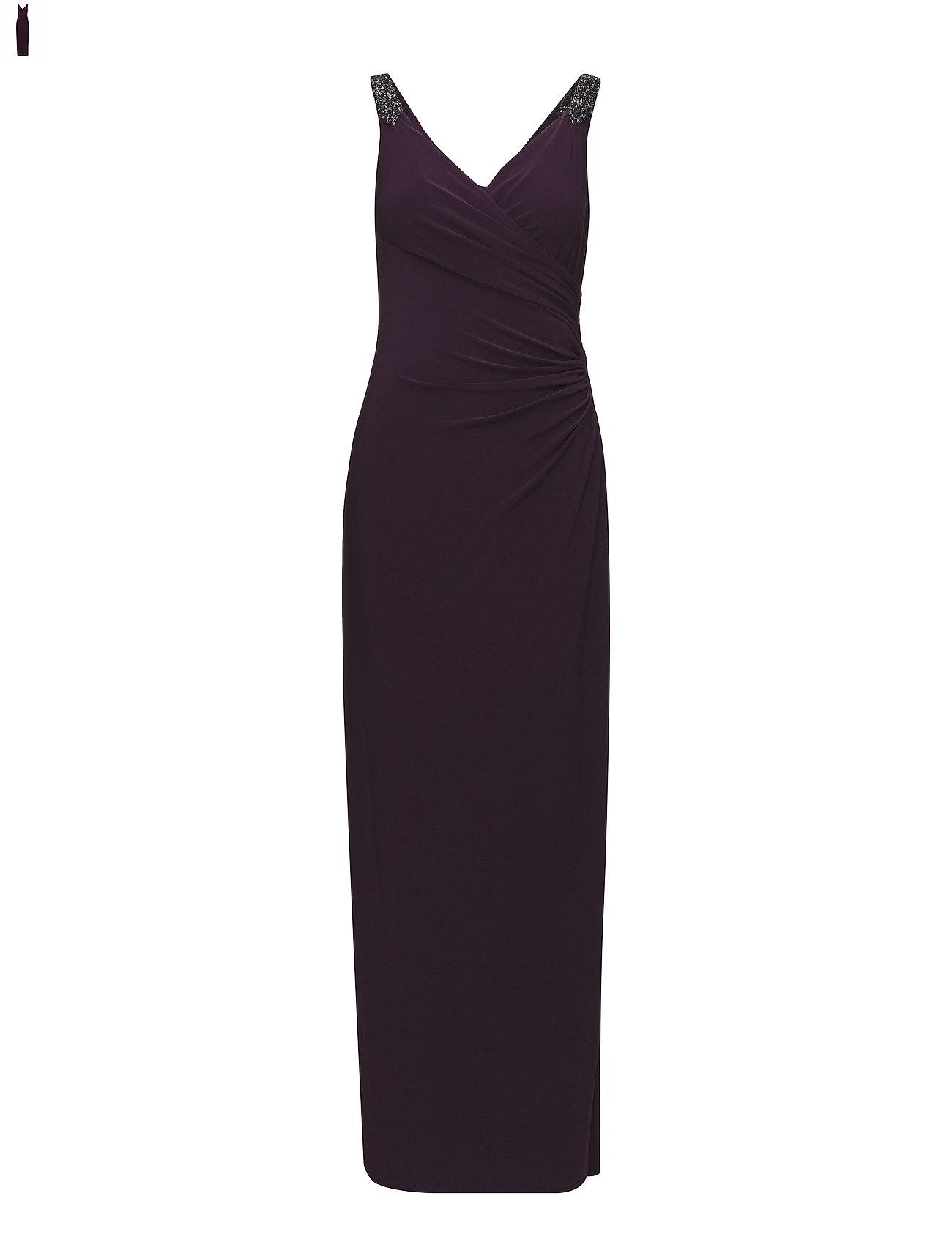 Lauren Ralph Lauren Beaded Jersey Gown Klänningar