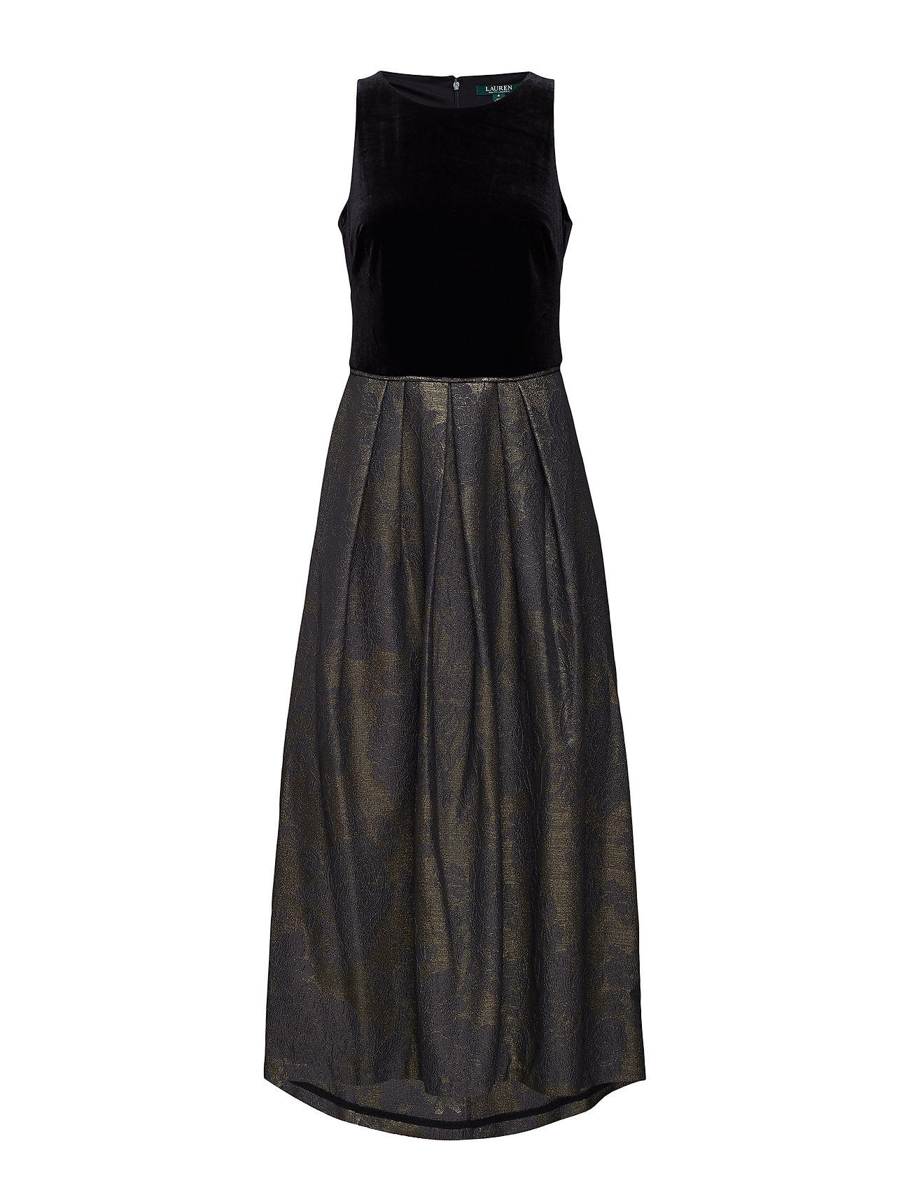 Lauren Ralph Lauren Metallic Jacquard Gown Klänningar