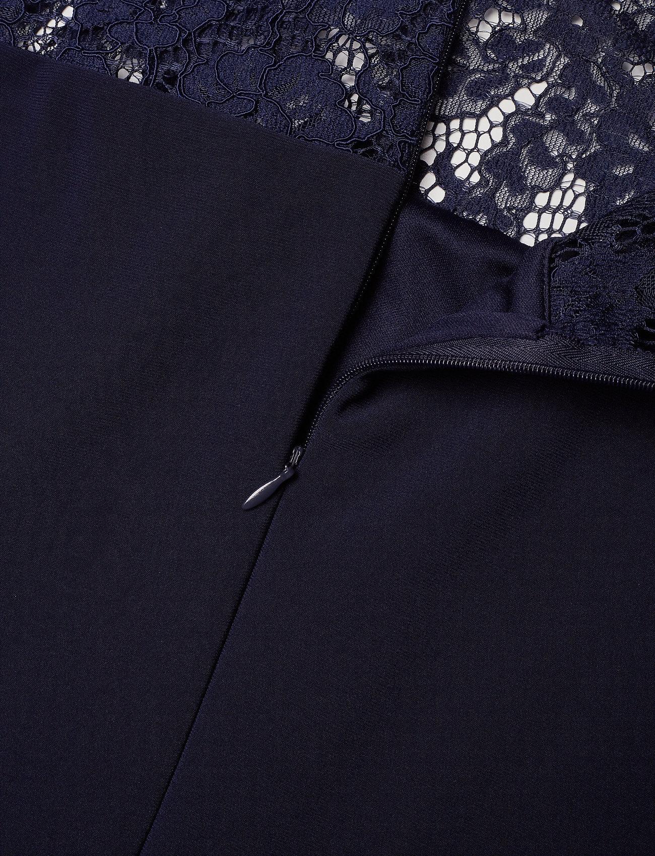 Lauren Ralph Lace-panel Gown - Klänningar