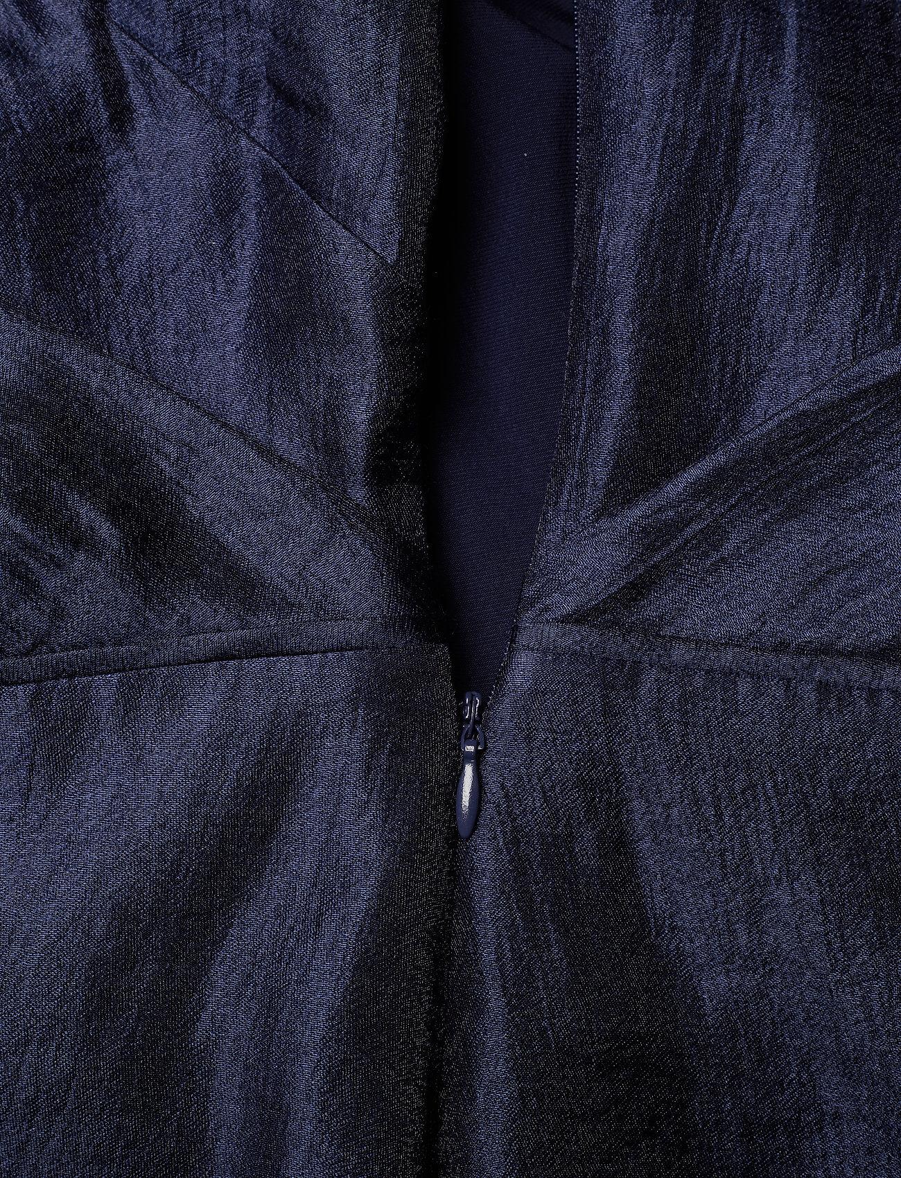 Lauren Ralph Lauren Shimmer Column Gown - Sukienki LIGHTHOUSE NAVY - Kobiety Odzież.