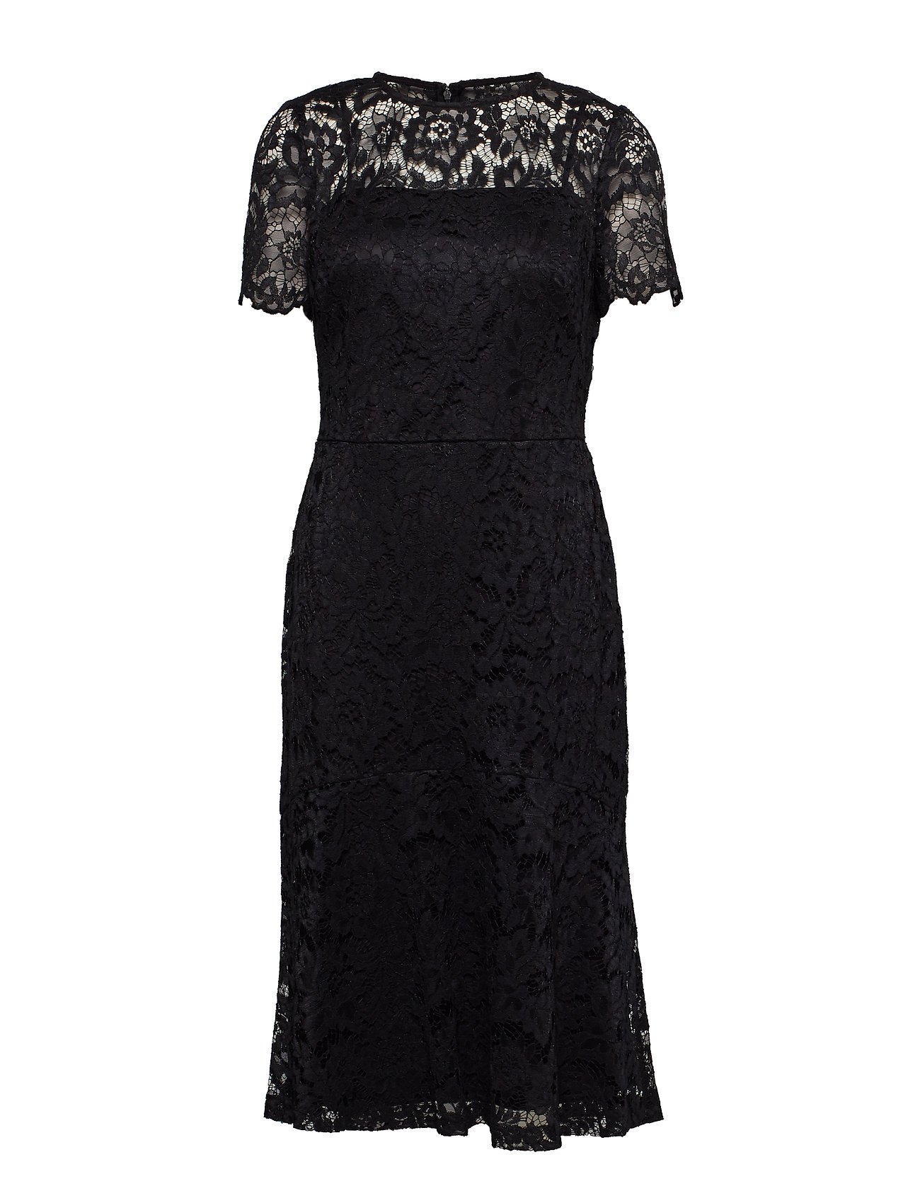 Lauren Ralph Lauren Lace Cocktail Dress