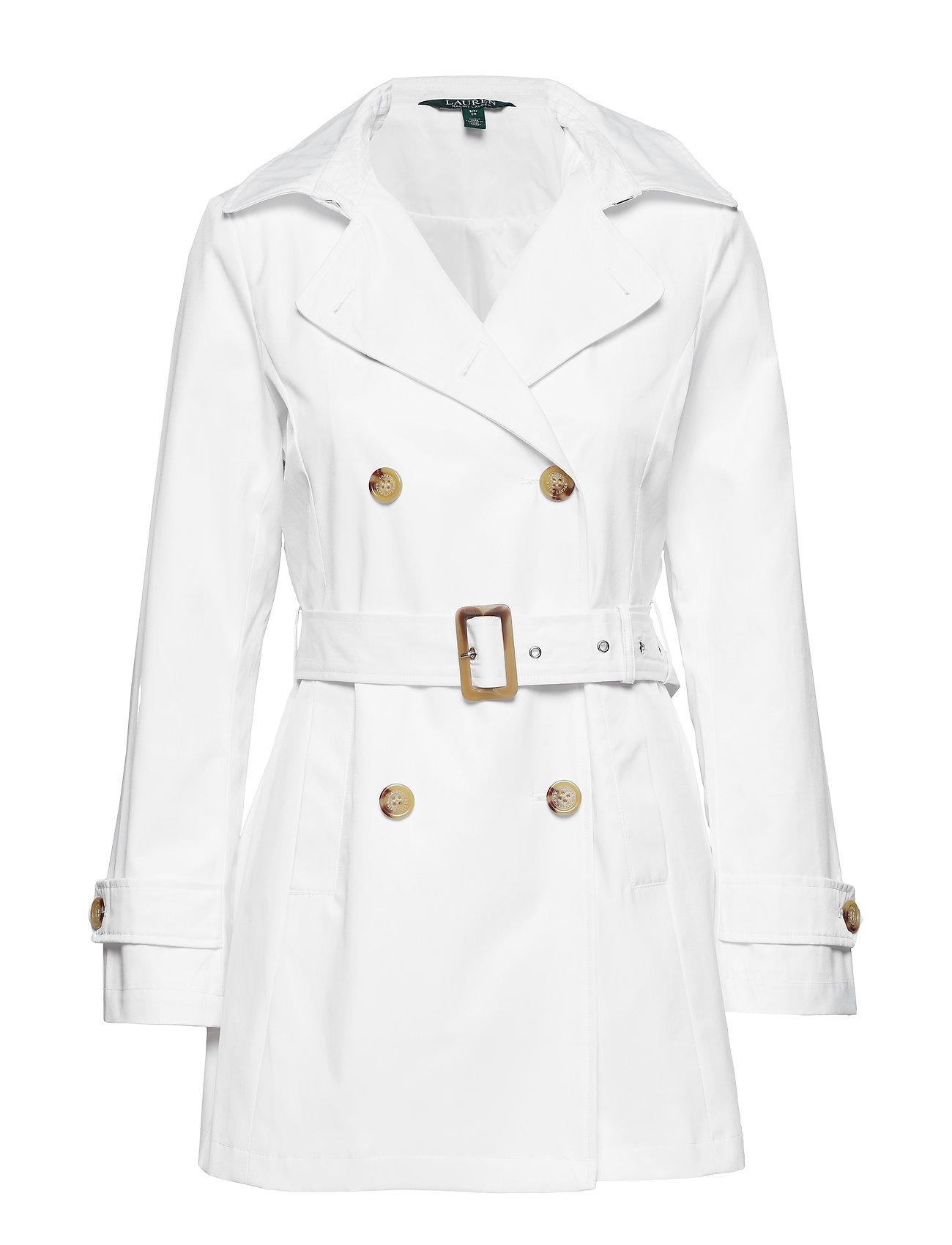 Lauren Ralph Lauren Belted Trench Coat
