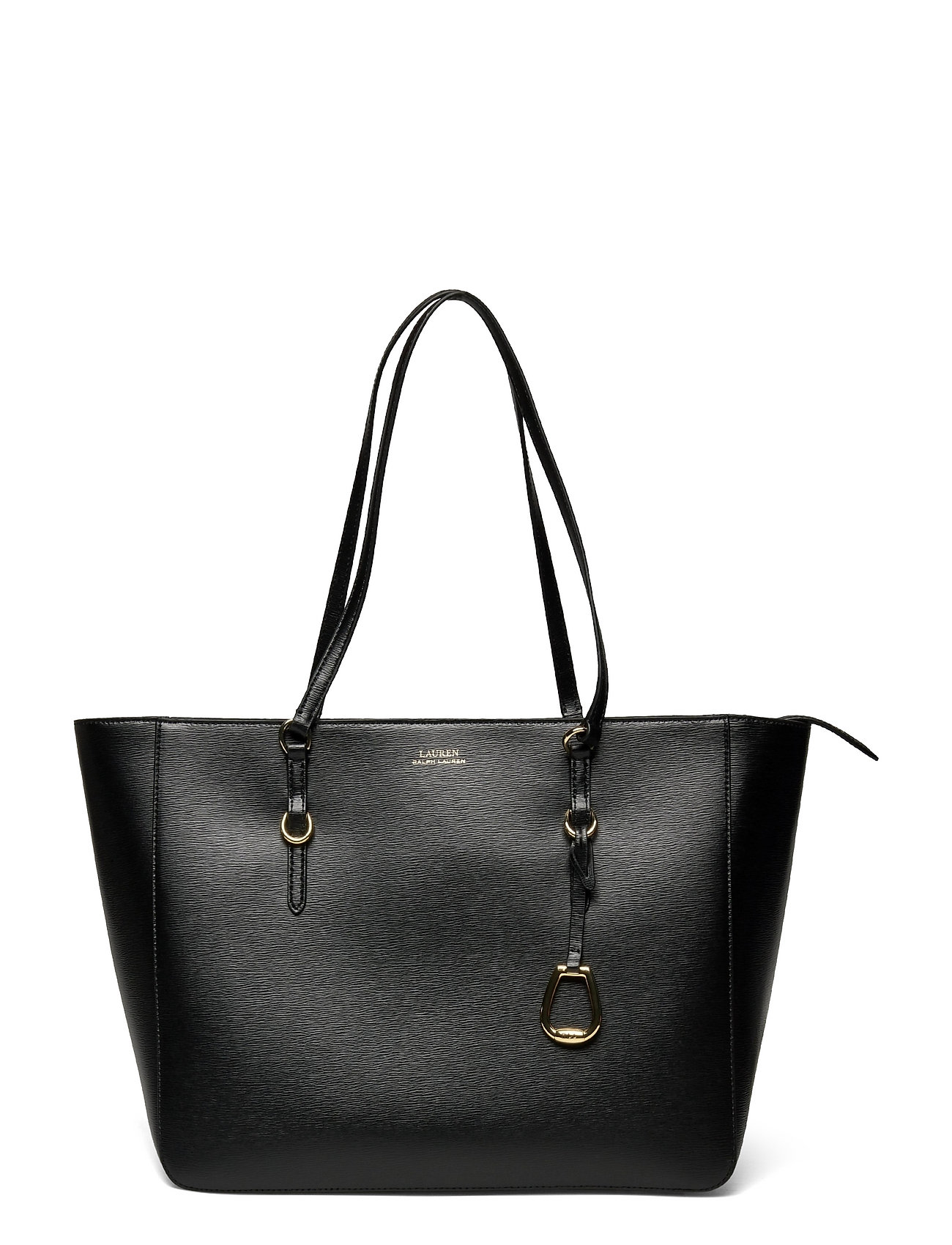 0c6810bdd252 ... 50% off lauren ralph lauren saffiano leather tote ad018 44a6c