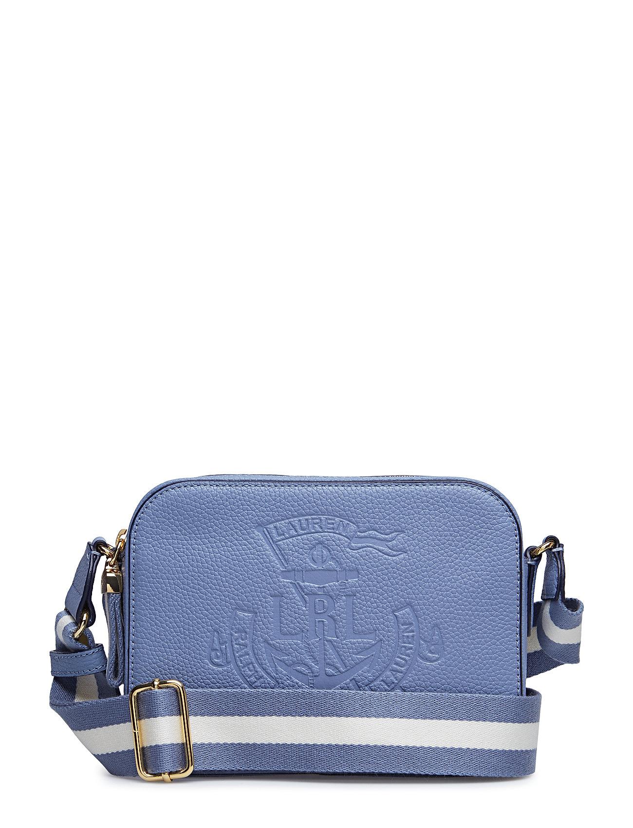 46e04f4251cd Anchor Leather Camera Bag (Blue Mist) (£225) - Lauren Ralph Lauren ...