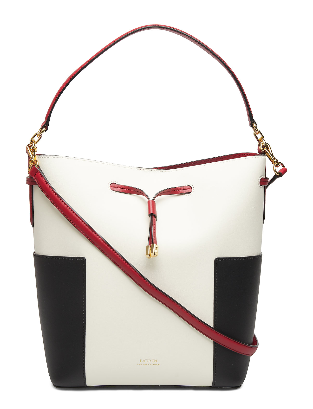Lauren Ralph Lauren Color-Blocked Debby Bag