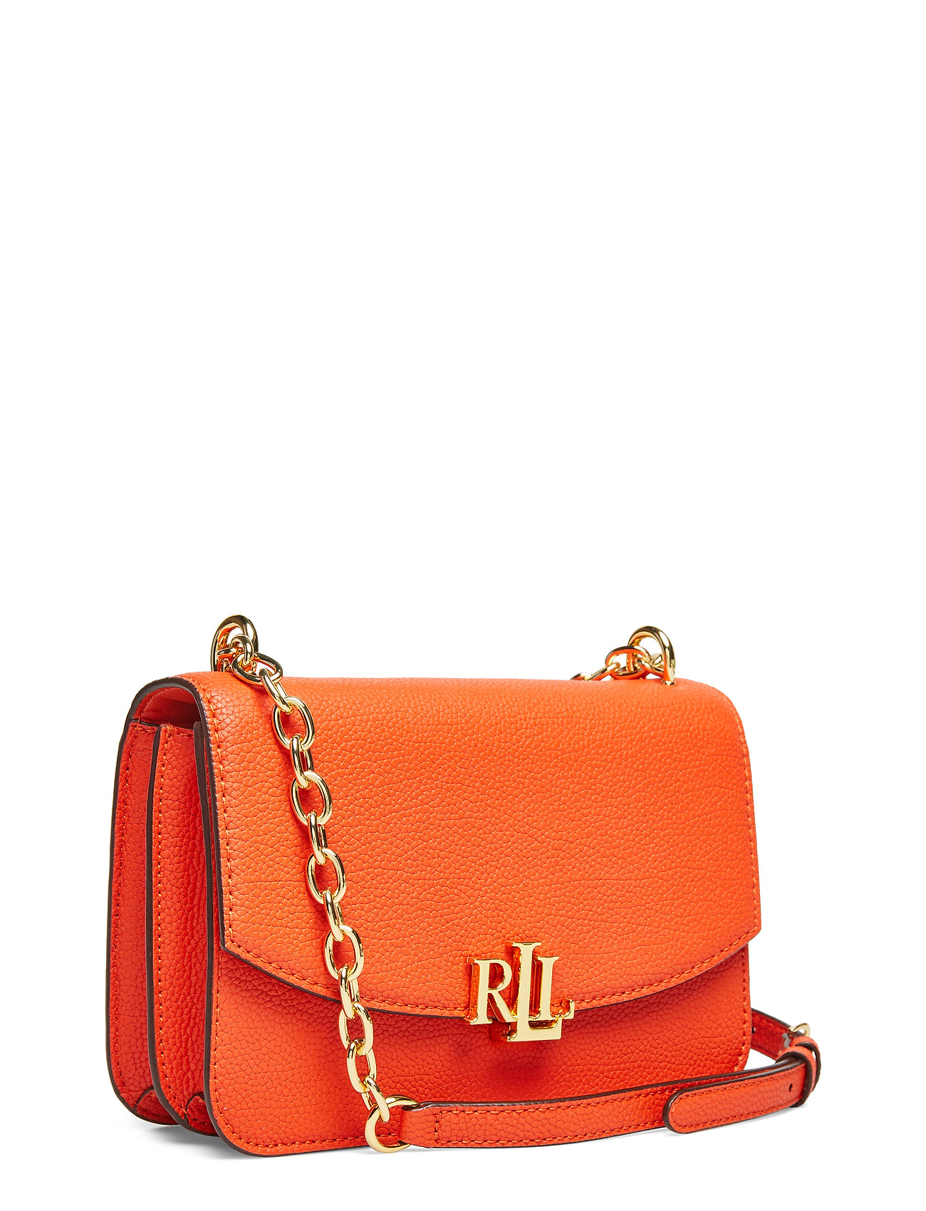 Ralph Leather Medium Crossbody Medium BagpumpkinLauren Crossbody Leather thrxQCsd
