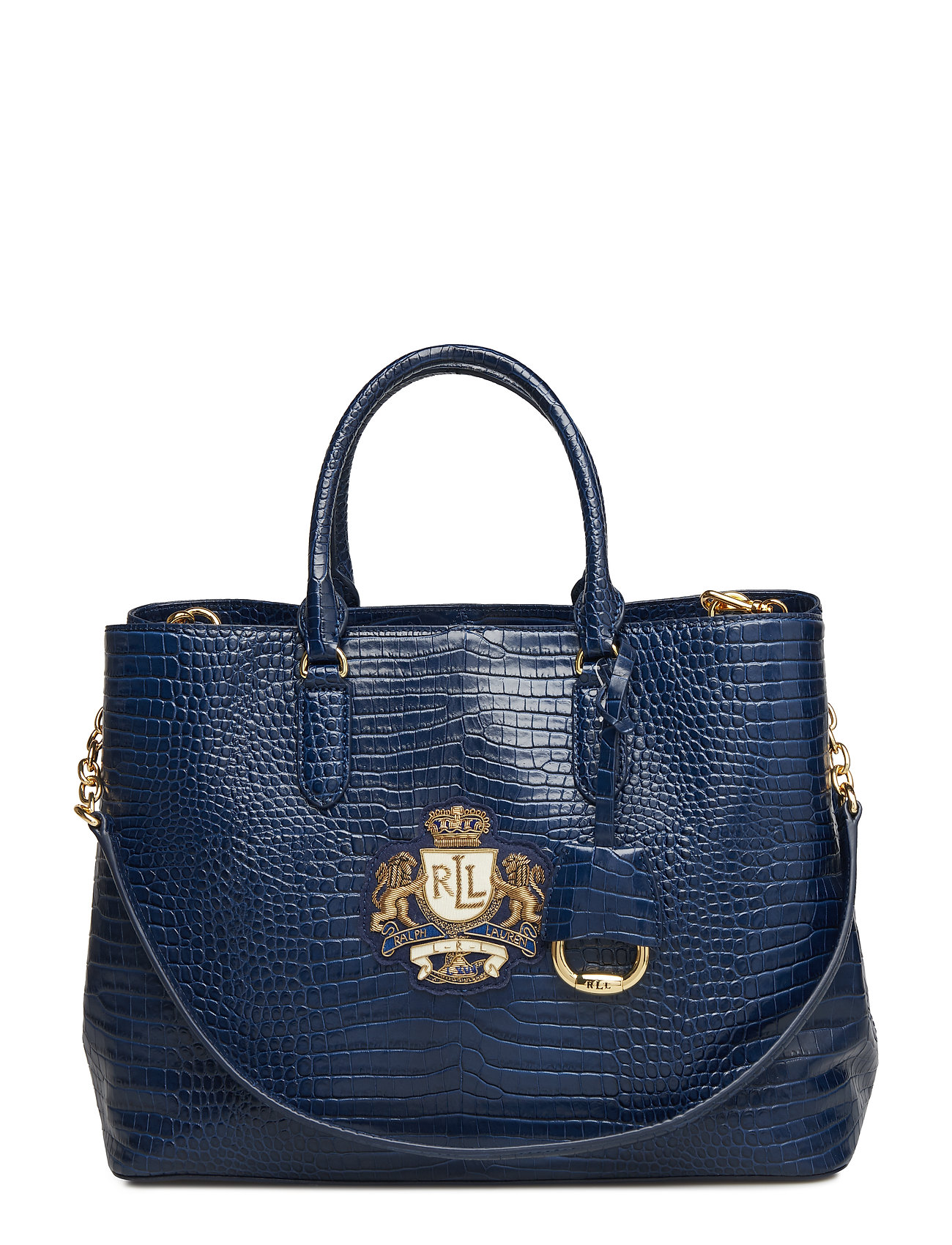 ad6431be11 Crest Leather Marcy Satchel