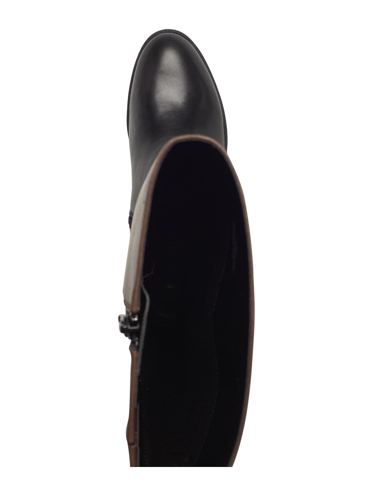Bootblack Madisen BrownLauren Leather Ralph dark MqUjLSVpzG