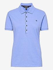 Lauren Ralph Lauren - Piqué Polo Shirt - polohemden - cabana blue - 1