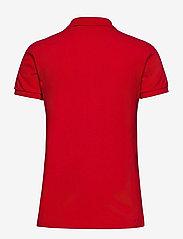 Lauren Ralph Lauren - Piqué Polo Shirt - polohemden - lipstick red - 2