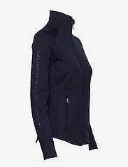 Lauren Ralph Lauren - Stretch Cotton Full-Zip Jacket - fleece jassen - lauren navy - 2