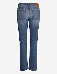 Lauren Ralph Lauren - Premier Straight Jean - straight jeans - ocean blue wash d - 2