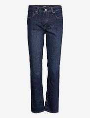 Lauren Ralph Lauren - Premier Straight Jean - straight jeans - deep royal wash d - 0