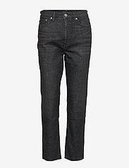 Lauren Ralph Lauren - Regal Straight Ankle Jean - suorat - faded noir wash - 0