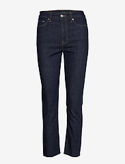 Lauren Ralph Lauren - Regal Straight Ankle Jean - straight jeans - rinse wash - 1