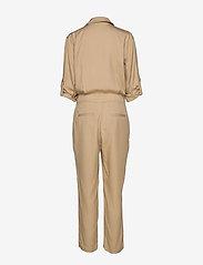 Lauren Ralph Lauren - TENCEL TWILL-JUMPSUIT - buksedragter - spring khaki - 1