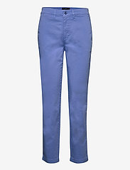 Lauren Ralph Lauren - Slim Fit Stretch Chino Pant - chinos - cabana blue - 1