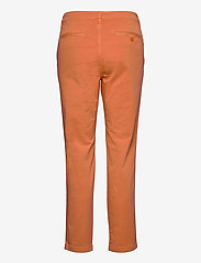 Lauren Ralph Lauren - Slim Fit Stretch Chino Pant - chinos - shell coral - 2