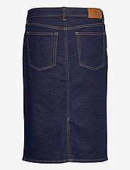 Lauren Ralph Lauren - Denim Skirt - jeanskjolar - rinse wash - 1
