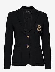Lauren Ralph Lauren - Ponte Blazer - casual blazere - polo black - 0