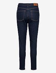 Lauren Ralph Lauren - High-Rise Skinny Ankle Jean - skinny jeans - rinse wash - 2