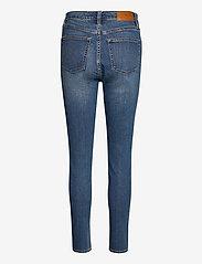 Lauren Ralph Lauren - High-Rise Skinny Ankle Jean - jeans skinny - ocean blue wash - 2