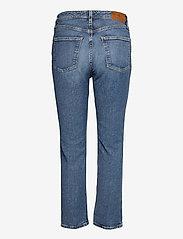 Lauren Ralph Lauren - High-Rise Straight Ankle Jean - straight jeans - legacy wash - 1